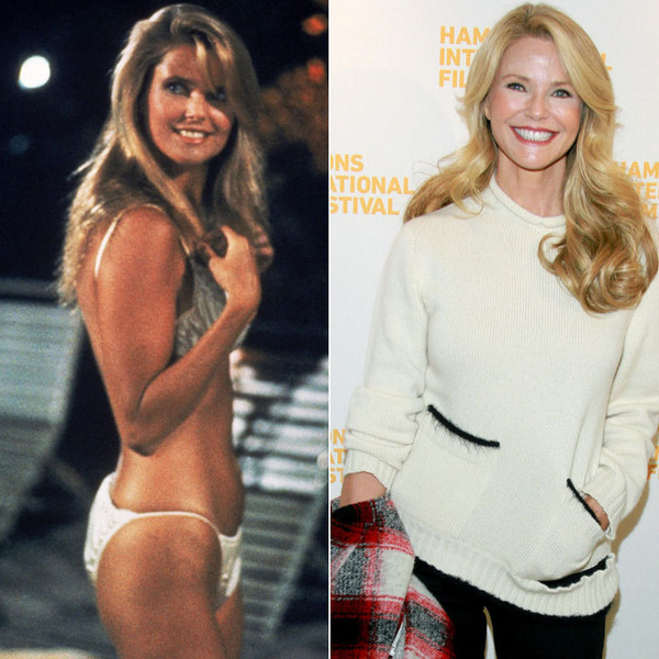 Christie Brinkley: Woman in the Ferrari - The Cast of 'National ...