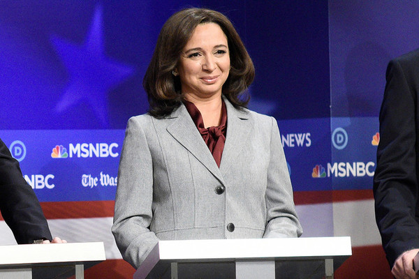 Maya Rudolph Reacts Perfectly To Kamala Harris VP Pick