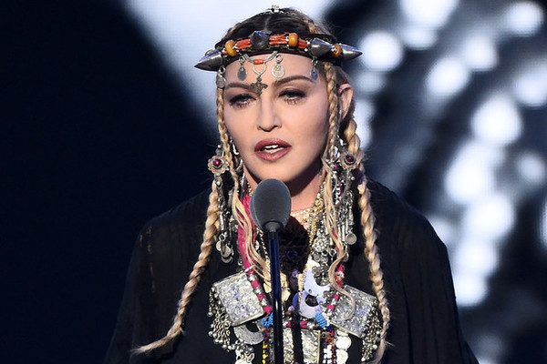 After Coming Under Fire, Madonna's Says Last Night's VMAs Speech Was Never Meant To Be An Aretha Tribute