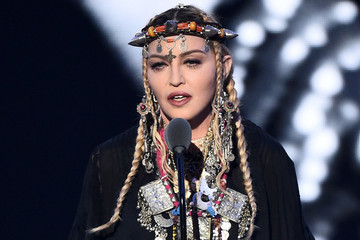 After Coming Under Fire, Madonna Says Last Night's MTV VMAs Speech Was Never Meant To Be An Aretha Franklin Tribute