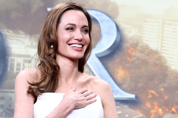 Angelina Jolie's Movie Hookup History