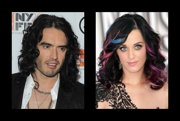 Russell Brand was married to Katy Perry