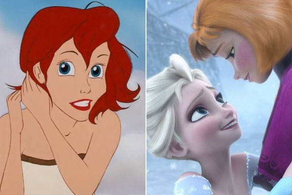 This Artist Gave All the Disney Princesses a Haircut and the Results Are Gorgeous