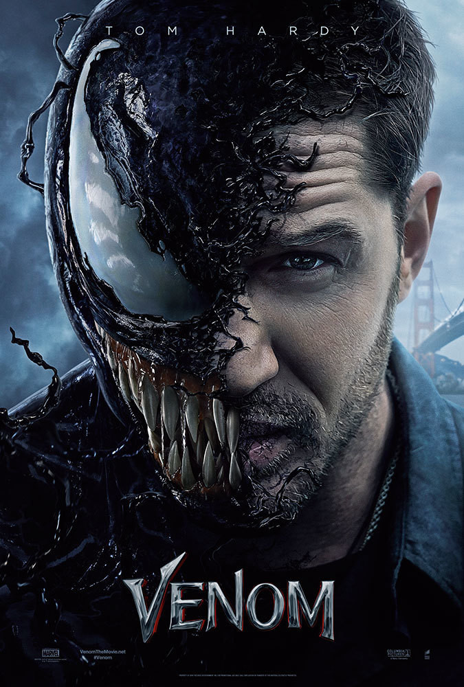 Even Tom Hardy Can't Save 'Venom' From Itself