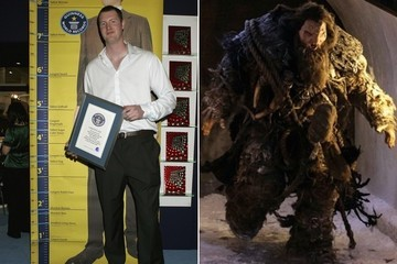'Game of Thrones' Actor Neil Fingleton, Mag the Mighty and EU's Tallest Man, Passes Away at 36
