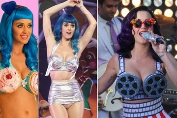 The Most Outrageous Things Katy Perry's Worn on Her Boobs