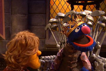 Watch the Hilarious 'Sesame Street' Parody of 'Game of Thrones' Called 'Game of Chairs'