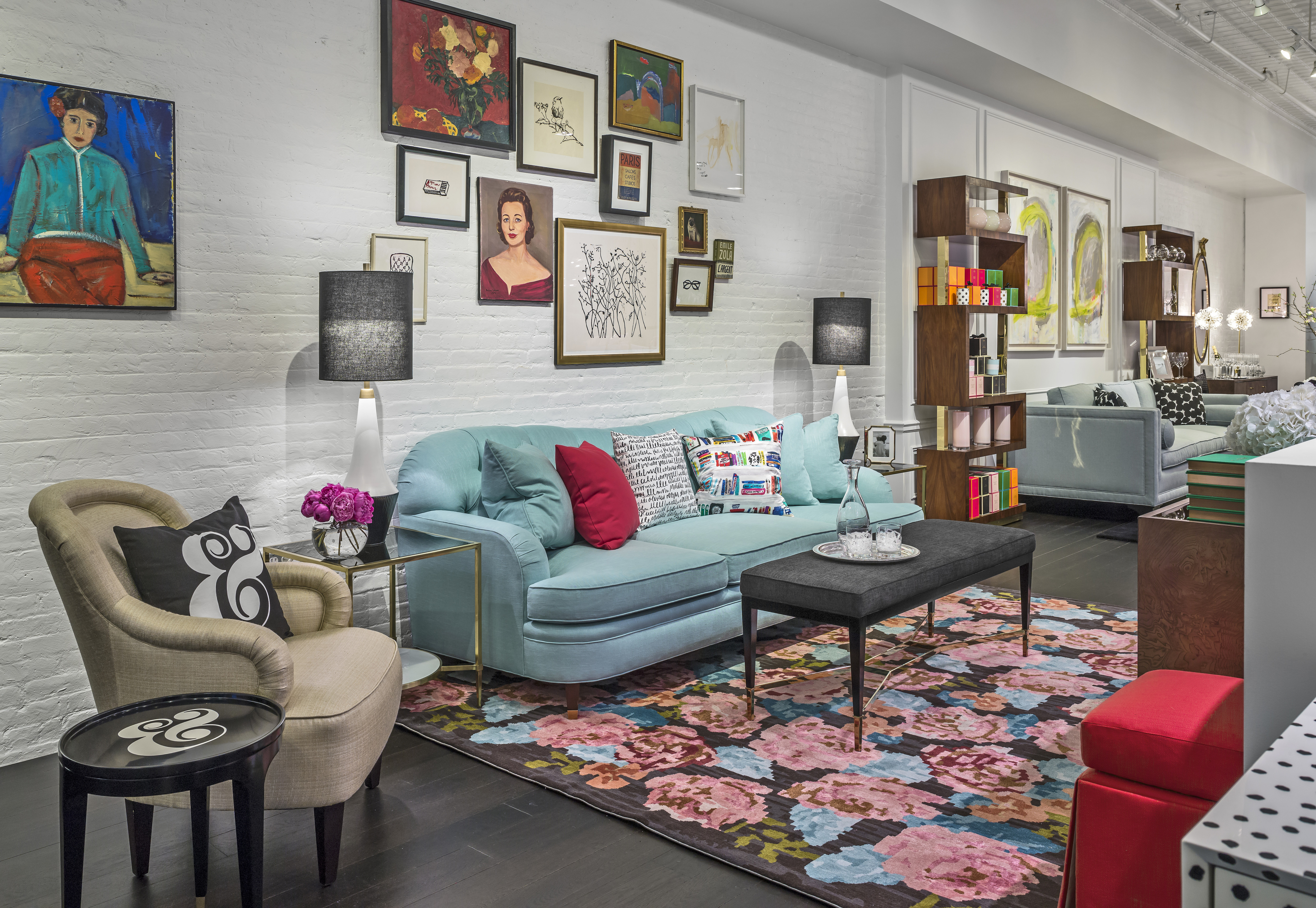 Make Yourself At Home In Kate Spade New York S New Pop Up