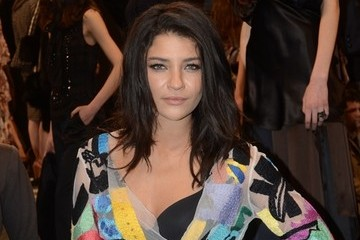 Color Crazy: Jessica Szohr Looks Forward to Brights for Summer