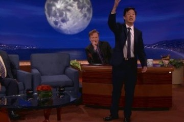 Watch: Ken Jeong Breaks Out Some Pretty Suggestive Dance Moves on 'Conan'