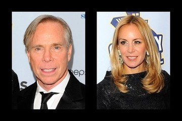 Tommy Hilfiger Dating History