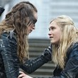 Clarke and Lexa ('The 100')