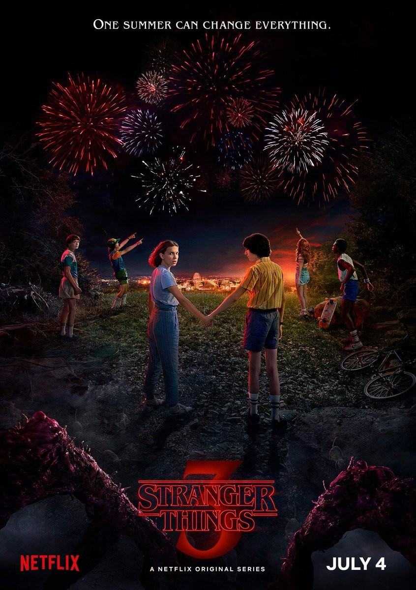 First Full 'Stranger Things' Season 3 Trailer Previews Teen Angst And Tk