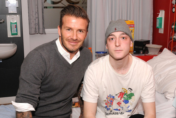 David Beckham to Donate Soccer Salary to Charity + Other Things That Make Him Classy