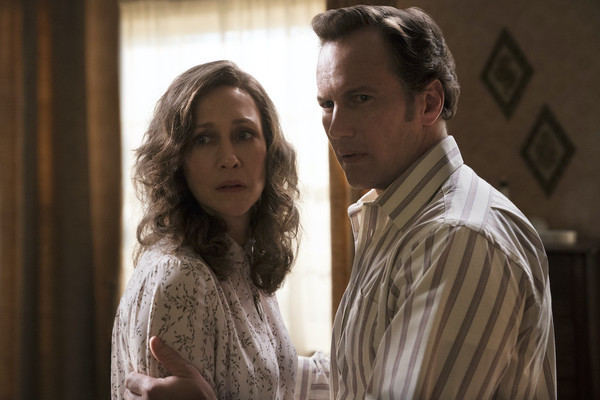 Are You More Ed Or Lorraine Warren From 'The Conjuring'?
