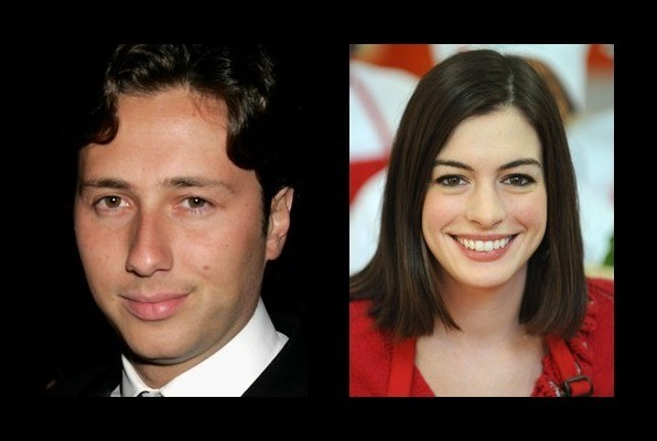 whose anne hathaway dating Anne hathaway news, gossip, photos of anne hathaway, biography, anne  hathaway boyfriend list 2016 relationship history anne hathaway relationship  list.
