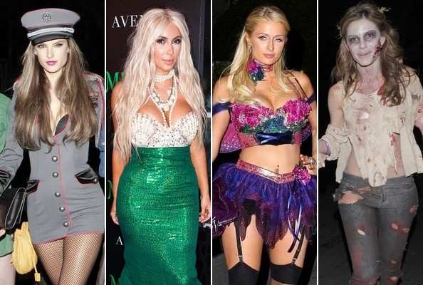 the best celebrity halloween costumes - Halloween Costume Celebrities
