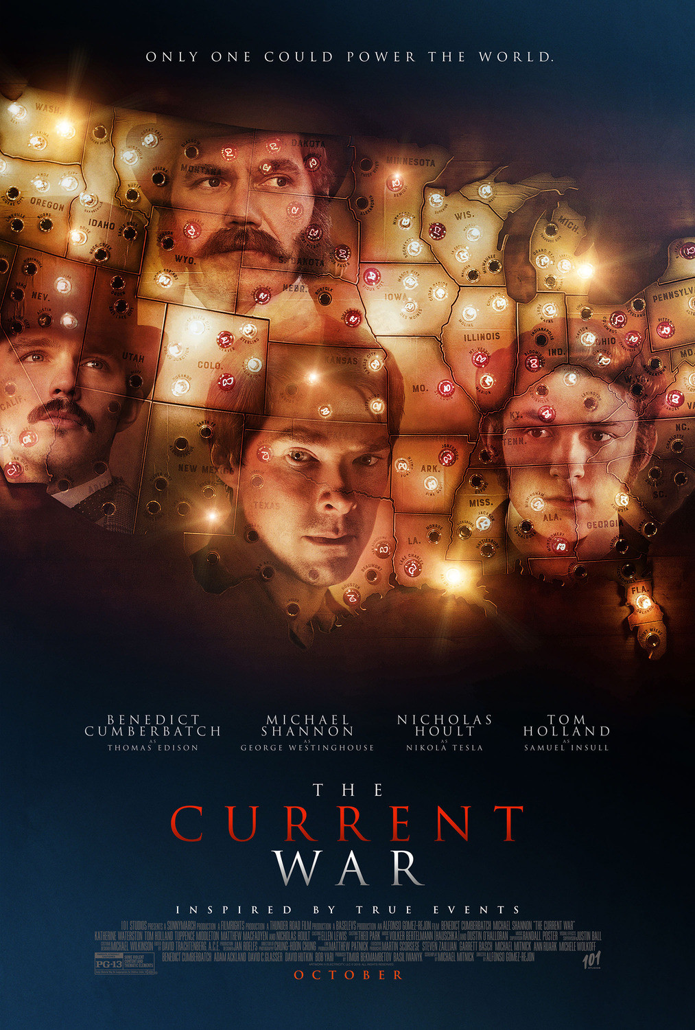 Director Alfonso Gomez-Rejon Talks Bringing Edison To Life In 'The Current War'