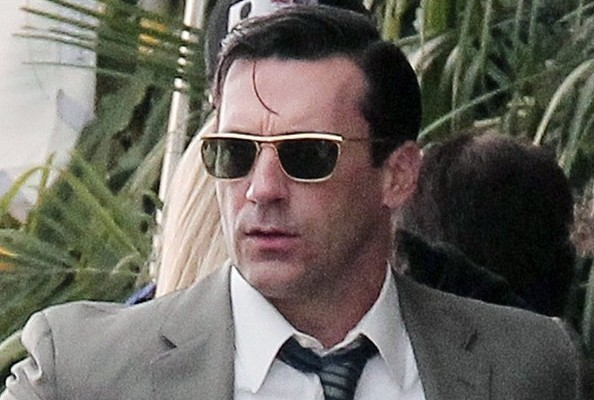 Jon Hamm Forced to Put on Underpants, Weed Found on Rihanna's Tour Bus, and More Entertainment News!