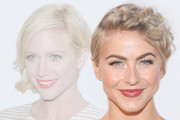 Celebrity-Inspired Updos for Short Hair