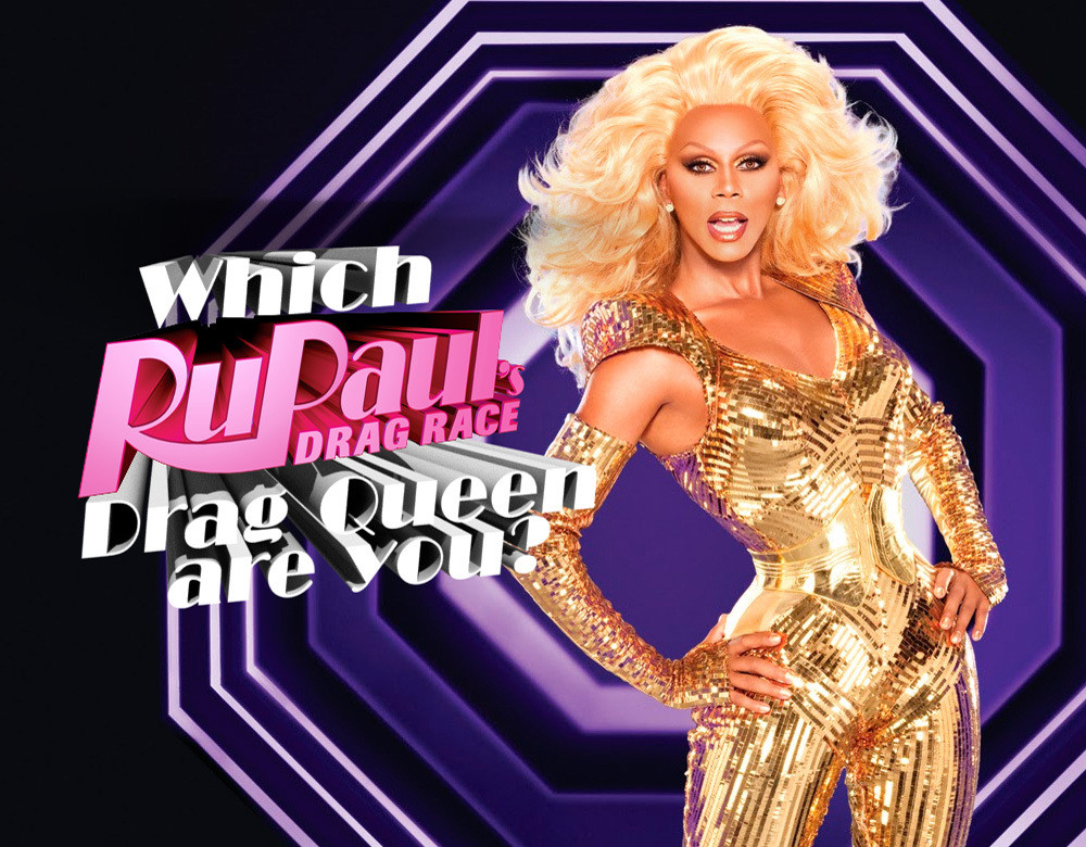 Which Rupaul S Drag Race Drag Queen Are You Quiz Zimbio