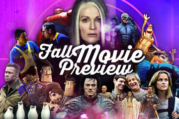 2014 Fall Movie Guide