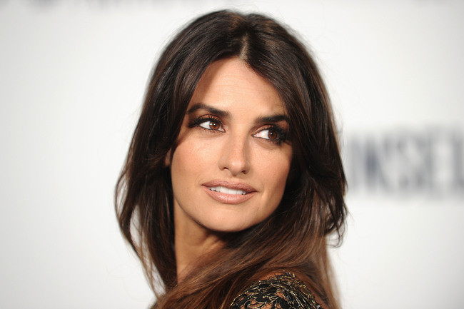 Penelope Cruz, the Brunette's Brunette