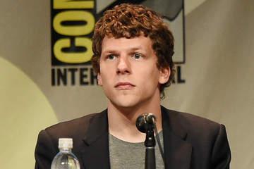 Jesse Eisenberg Compared Comic-Con to Genocide