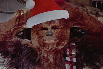 Get Into the Christmas Spirit by Listening to Chewbacca Sing 'Silent Night'