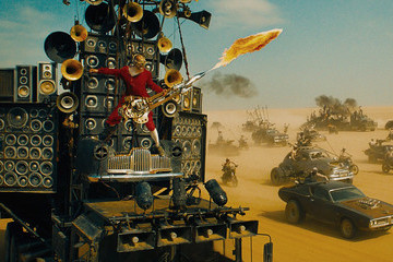 The LEGO Versions of the 'Mad Max' Death Cars Are as Cool as the Originals