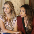 Emily and Alison ('Pretty Little Liars')