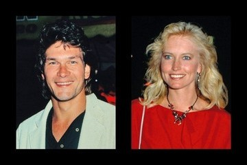 Patrick Swayze Dating History