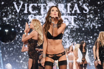 9 Unexpected Inspirations for the Over-the-Top Lingerie at the Victoria's Secret Fashion Show