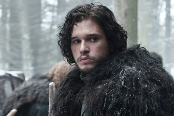 Proof: Kit Harington is Attractive Even When He's Not Playing Jon Snow