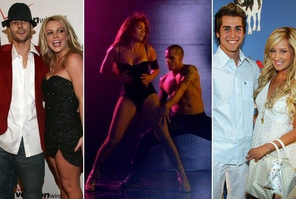 Singers Who've Dated Their Backup Dancers - Celeb Music