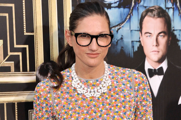 Jenna Lyons's Boss Talks  to Her in the Bathroom