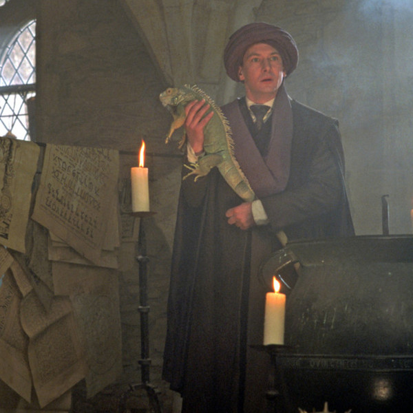 professor quirrell harry potter