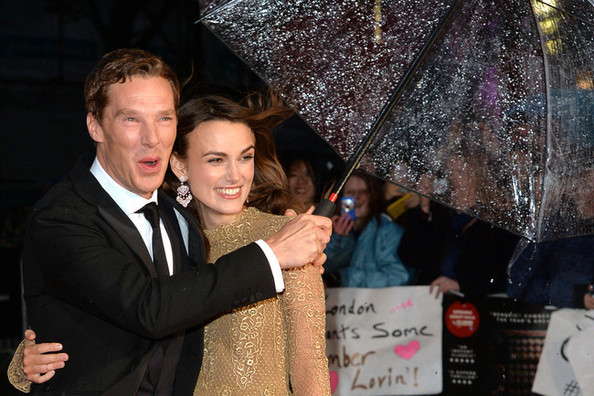 Famous People Trying to Stay Dry and Glamorous in the Rain