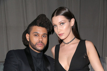 Be Still My Heart: Bella Hadid And The Weeknd Were Caught Canoodling At Cannes