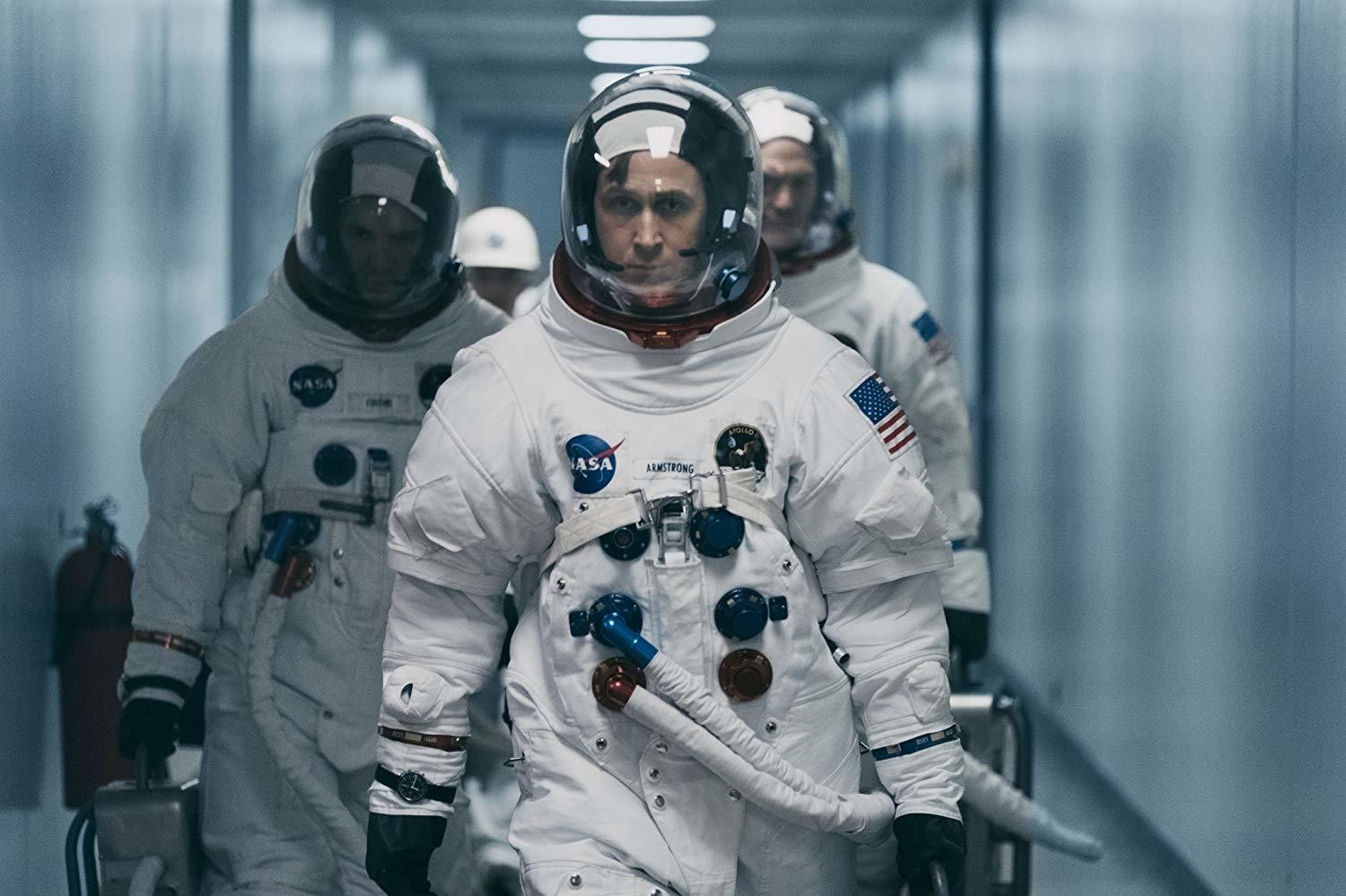 'First Man' Is Authentic, Romantic About Neil Armstrong's Moon Obsession