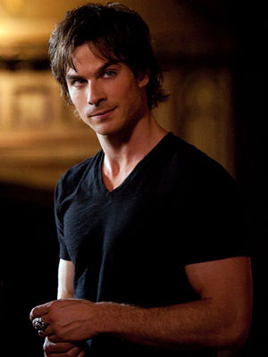 Damon Salvatore The Vampire Diaries Tv S Sexiest Bad