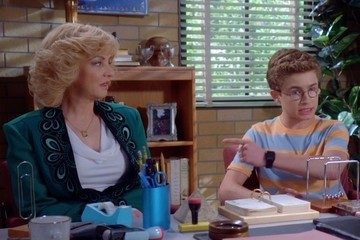 Exclusive Sneak Peek: Beverly's Crazy Antics Send Adam in a Frenzy on ABC's 'The Goldbergs'