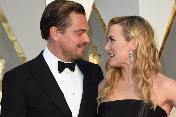 Leonardo DiCaprio and Kate Winslet's Most Endearing Moments Together