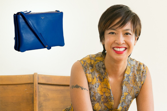 You Complete Me: Tina Burgos's Compartmentalized Crossbody