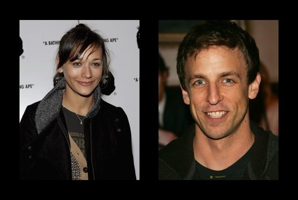 Seth Meyers And Rashida Jones | www.pixshark.com - Images ...