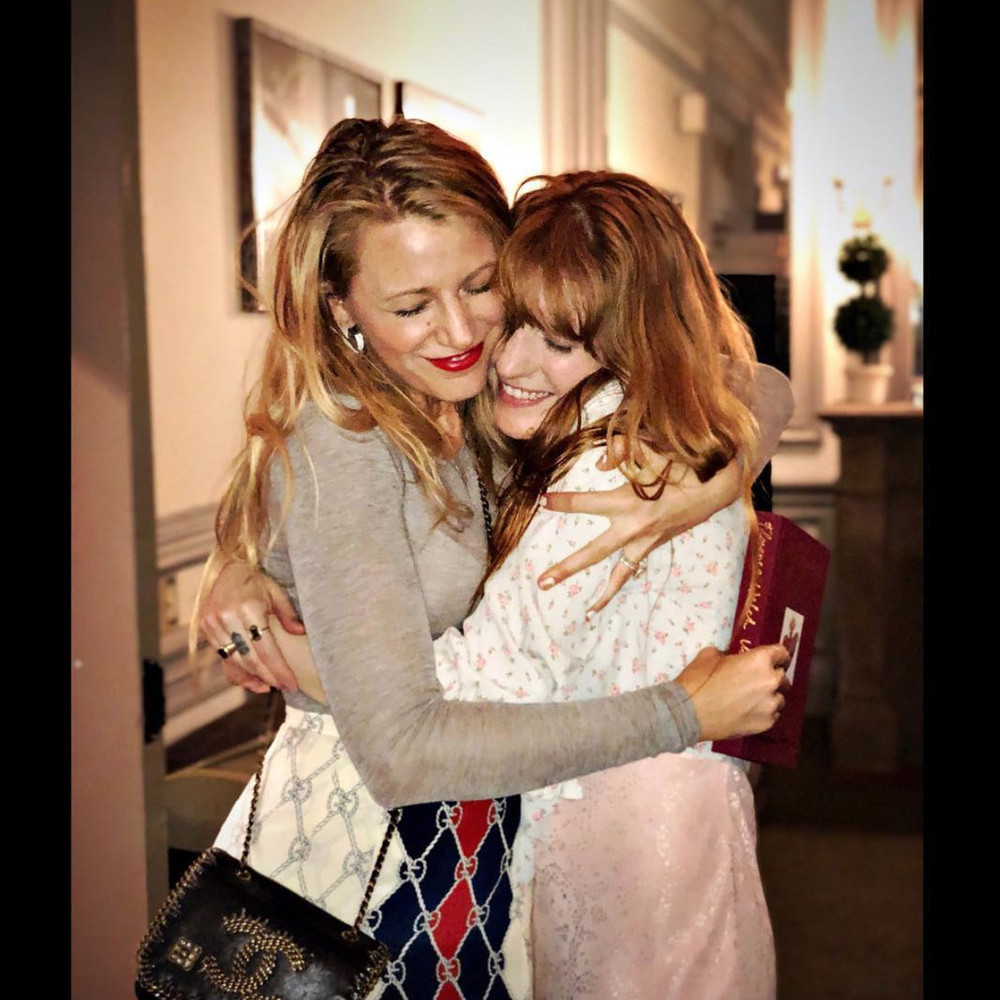Celebrities You Didn T Know Were Friends: Blake Lively And Florence Welch