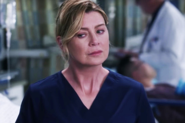 You'll Never Guess WHO's In Bed With Meredith In The 'Grey's Anatomy' Season 15 Trailer