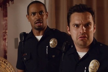 The New Trailer for 'Let's Be Cops' Is Soooo Coach and Nick Miller from 'New Girl'