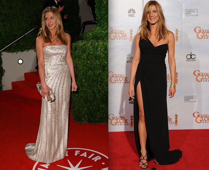 official photos cheaper another chance Celebrity Prom Inspiration 2010: Jennifer Aniston in ...