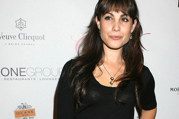 Canadian actress Carly Pope who was recently featured on 24